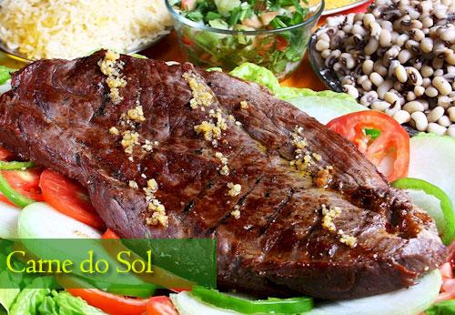 Carne do Sol de Brasil