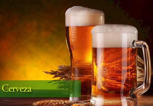 Cervezas brasileñas