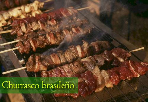 Churrasco brasileño
