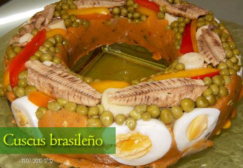 Cuscus brasileño