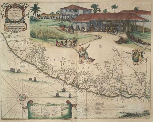 Historia de la comida de Brasil