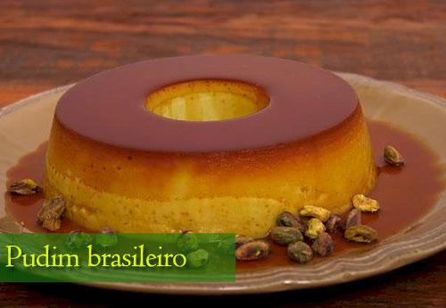 Pudim - Pudin brasileño