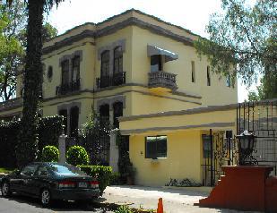 Sede de la Embajada de Brasil en Mexico