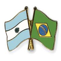 Relaciones diplomaticas entre Brasil y Argentina