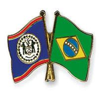 Relaciones diplomaticas entre Brasil y Belice