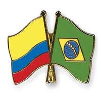 Relaciones diplomaticas entre Brasil y Colombia