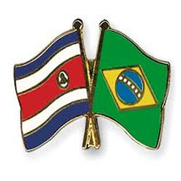 Relaciones diplomaticas entre Brasil y  Costa Rica