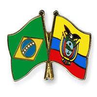 Relaciones diplomaticas entre Brasil y Ecuador