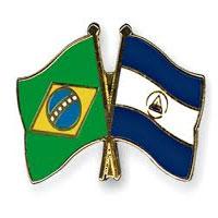 Relaciones diplomaticas entre Brasil y Nicaragua