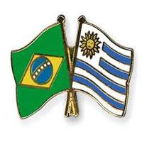 Relaciones diplomaticas entre Brasil y Uruguay