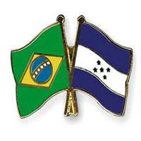 Relaciones diplomaticas entre Brasil y  Honduras