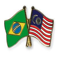 relaciones diplomaticas entre brasil y malasia