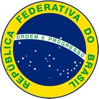 Sello del Gobierno de Brasil