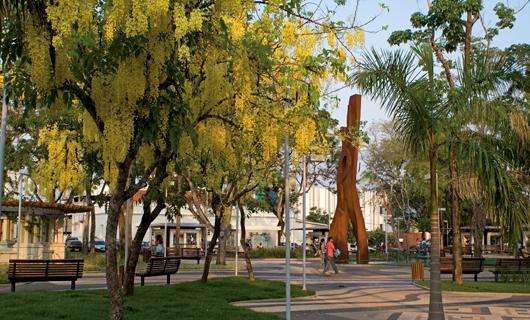 Plaza de la Revolucion en Rio Branco