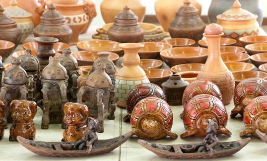 Artesanias tipicas de Amapa