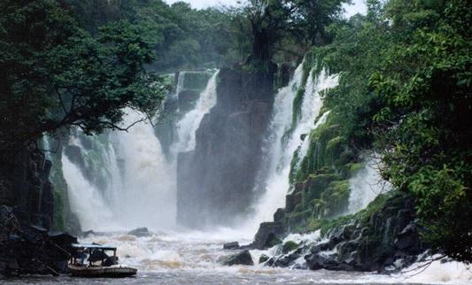 Cascada de Santo Antonio