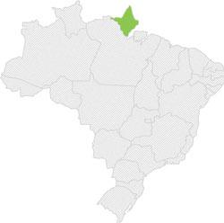 Mapa Estado Amapa