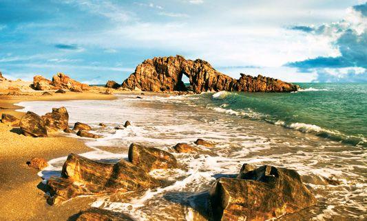 Playa de Jericoara