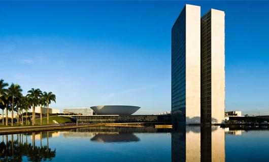 Congreso Nacional en Brasilia