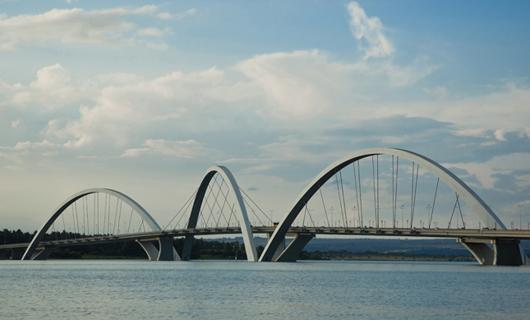 Puente Juscelino Kubitschek - Brasilia (DF)