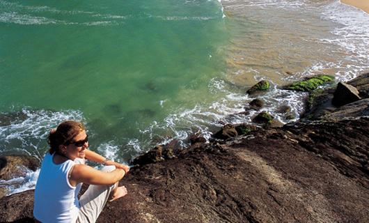 Playa Setiba Guarapari Espirito Santo
