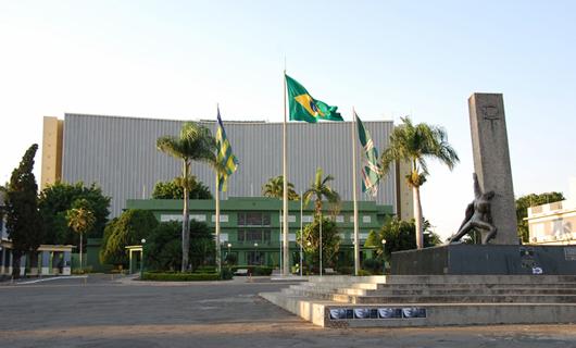 Palacio Esmeraldas Goiania Brasil