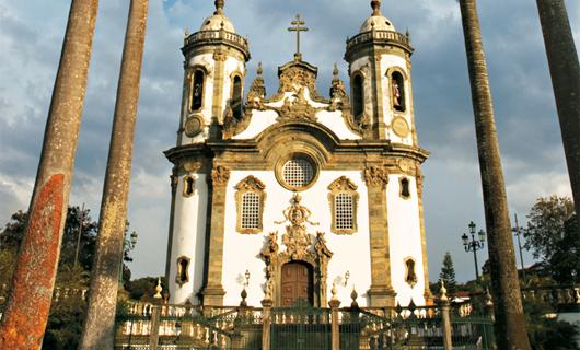 Iglesia de San Francisco de Asís - São João del-Rei - (MG)