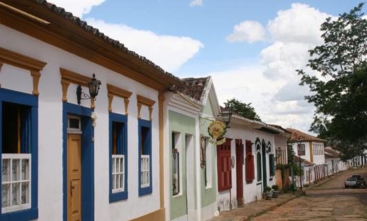 Ciudad de Tiradentes (MG)