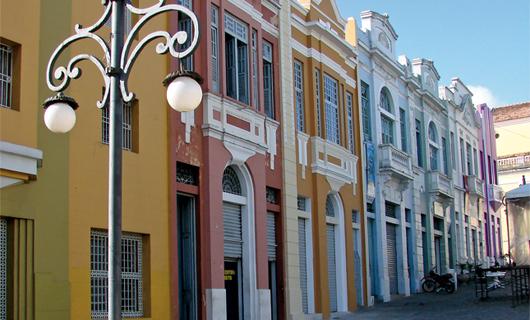 Caserío de la Plaza Anthenor Navarro - Joao Pessoa (PB)