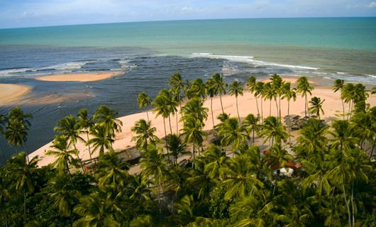 Playa Tabatinga - Conde (PB)
