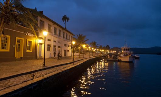 Calle de la Playa - Paranaguá (PR)