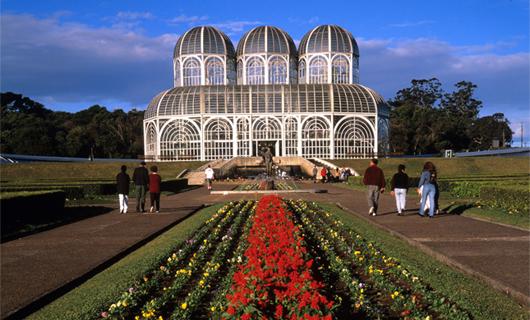 Jardín Botánico - Curitiba (PR)