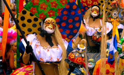 Domingo de carnaval - Bezerros (PE)