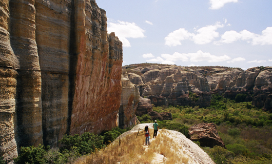 Canyons del Río Poti - Buriti dos Montes (PI)