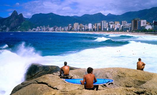 Playa del Arponero - Río de Janeiro (RJ)