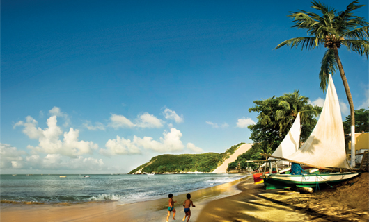 Playa de Punta Negra - Natal (RN)