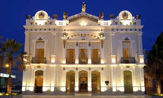 Teatro Alberto Maranhao - Natal (RN)