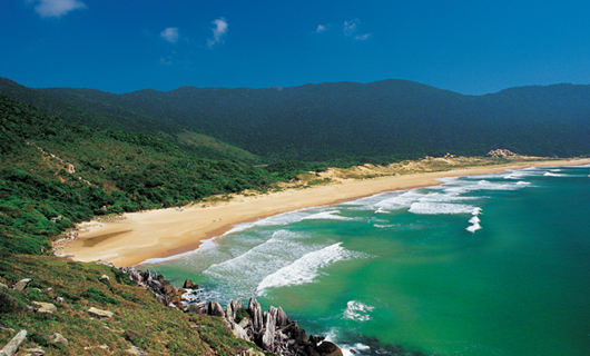 Playa Mole - Florianópolis (SC)