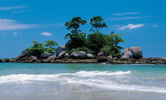 Playa de Pedras Miúdas - Ilhabela (SP)