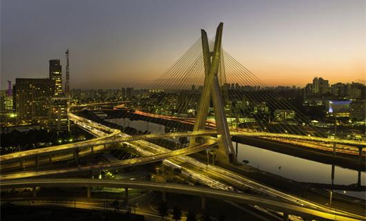 Puente Octávio Frias de Oliveira - Sao Paulo (SP)