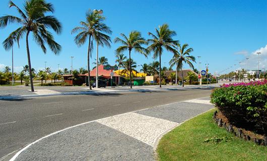Paseo de Atalaya - Aracaju (SE)